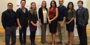 I-ology Team Photo at Spirit of Enterprise Awards