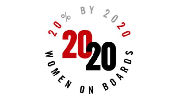 2020 Womens on Boards Logo