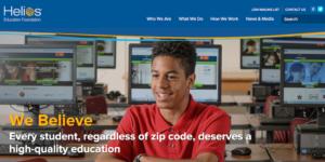 I-ology Work - Helios Education Foundation Screenshot