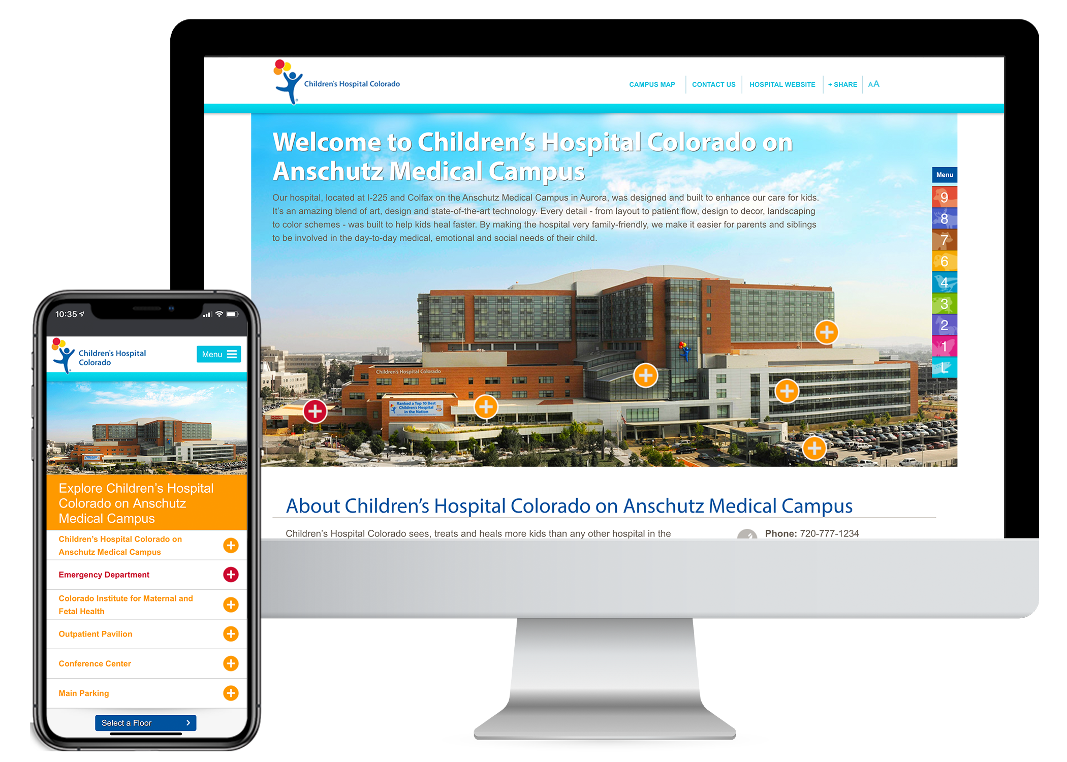 I-ology Work Samples - Children's Hospital Colorado