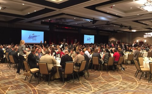 Special Olympics Arizona Breakfast with Champions