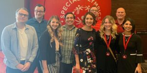 I-ology Team attends the 2019 Special Olympics Arizona Breakfast with Champions