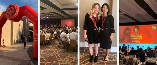 I-ology team attends Special Olympics Arizona's 2018 Breakfast with Champions
