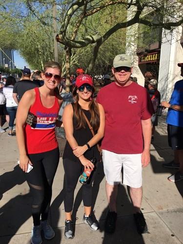 I-ology Team Walks for the Heart