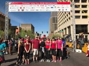 I-ology Team Walks for the Heart