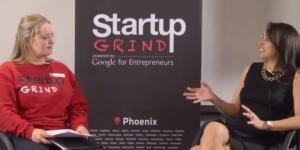 Trish Bear Speaking at Startup Grind